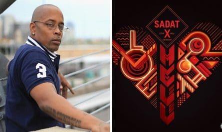 Brand Nubian's Sadat
