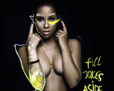 Rapper DeJ Loaf Releases The New Mixtape, All Jokes Aside