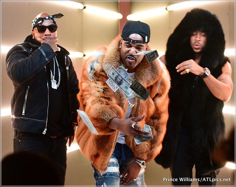 DJ Infamous Talk2Me – Run The Check Up Ft. Jeezy, Ludacris, and Yo Gotti