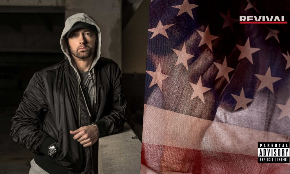 Eminem Releases Ninth Studio Album 'Revival'