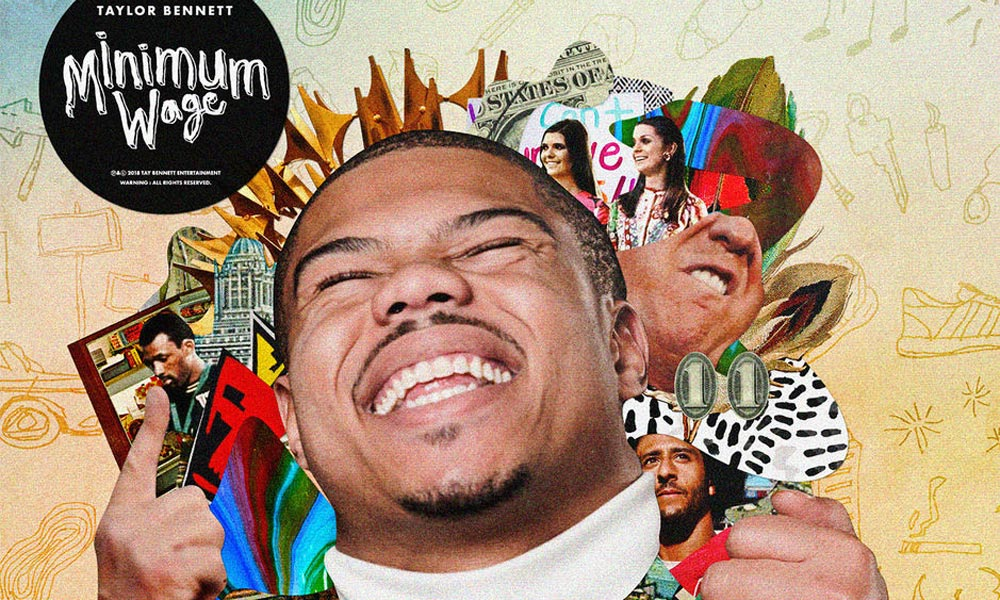 Taylor Bennett Releases New Single, 'Minimum Wage'; Plus Upcoming Tour