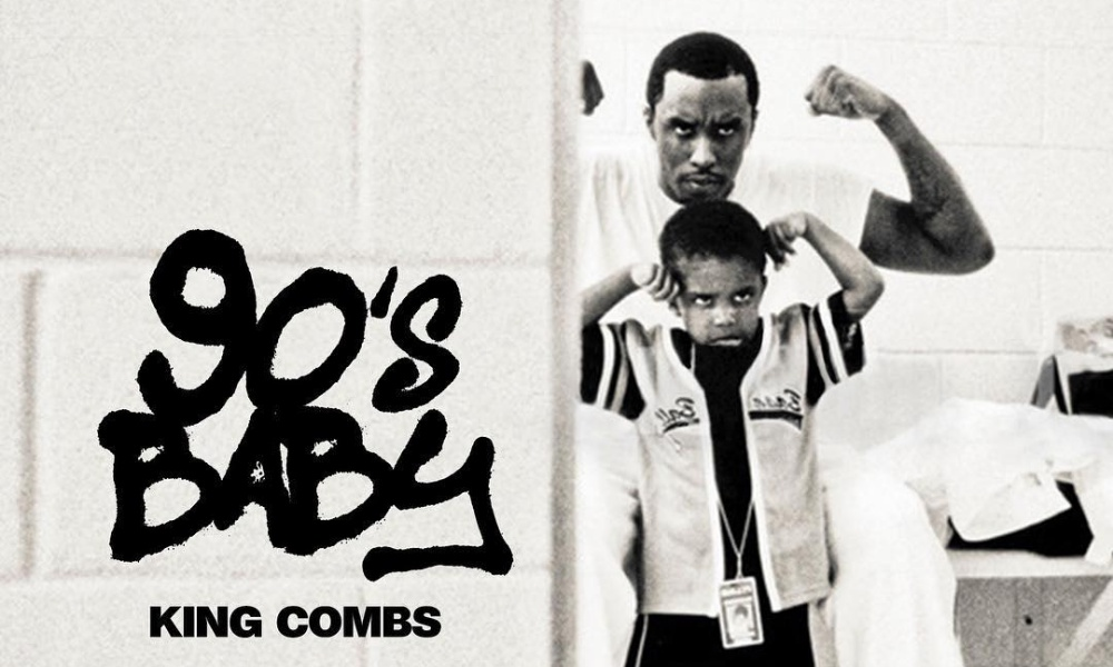 King Combs Takes It Back With '90's Baby' Mixtape