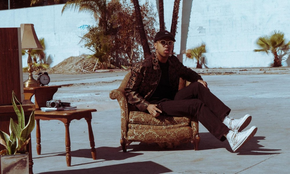Pell Pays Homage in His Single 'Throwbacks'