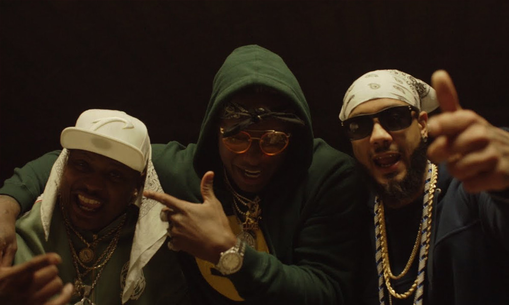 Stevie Stone and JL Readies Collaborative Album 'Kontra-Band,' Drops 'Groomed by the Block' Visual