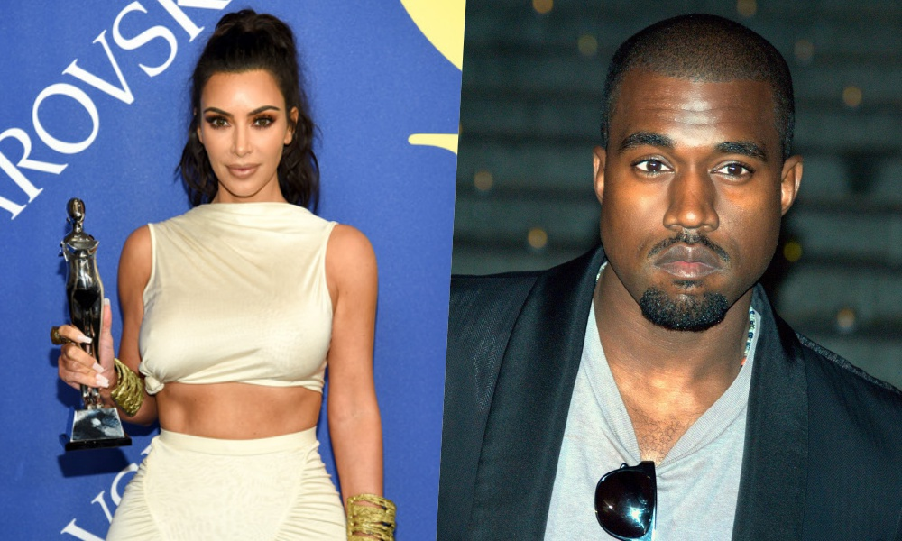 Kim Kardashian 'Cried' After Hearing Kanye West's 'Wouldn't Leave' Song Following Slavery Was a 'Choice'