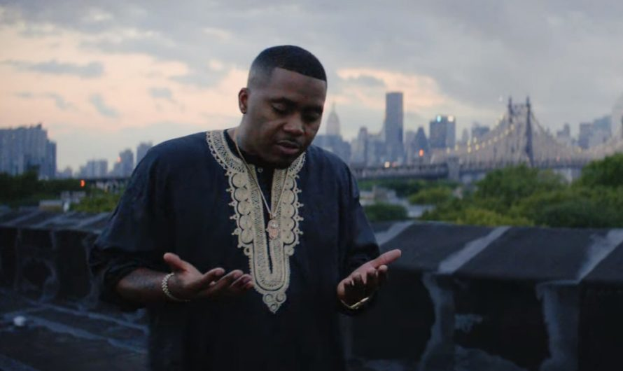 Video: Nas – 'Everything' Feat. Kanye West & The-Dream