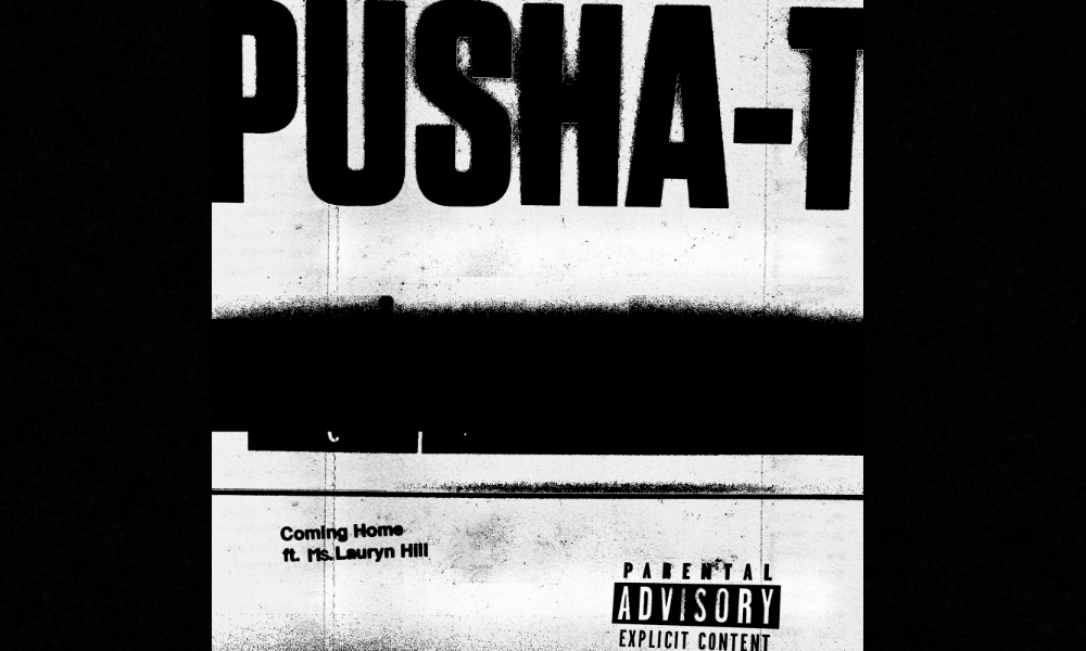 Pusha T Taps Icon Lauryn Hill For The Inspiring 'Coming Home'