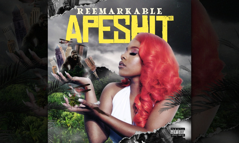 "Music: ReeMarkable Drops New Single, ""APESH*T"""