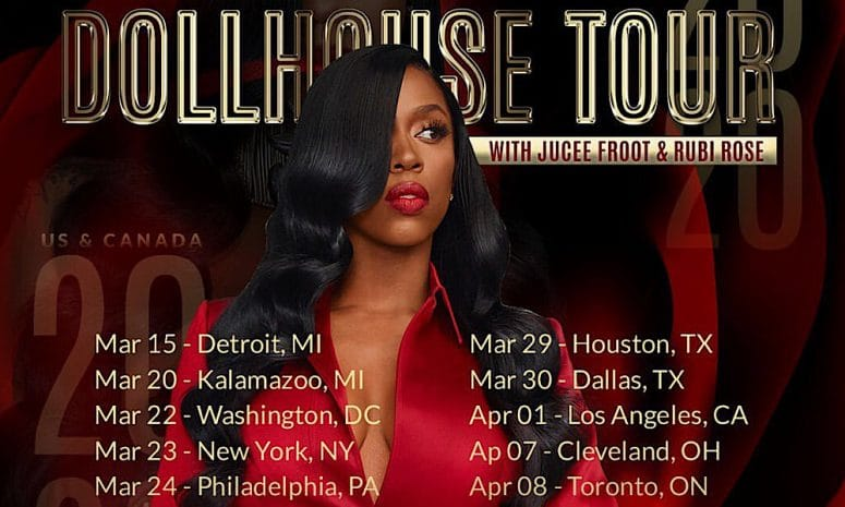 Kash Doll Announces 'Dollhouse' Headlining Tour