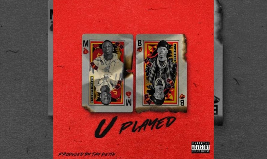 Moneybagg Yo – U Played [Explicit] Feat. Lil Baby