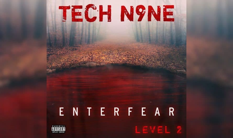 Tech N9ne Drops New EP 'ENTERFEAR Level 2'; Preps Tour