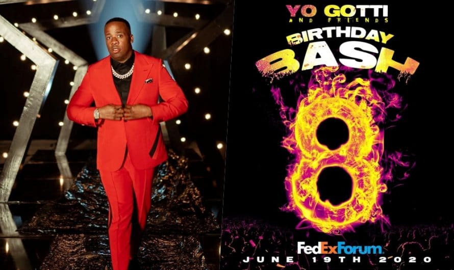Yo Gotti Announces 8th Annual Yo Gotti & Friends Birthday Bash