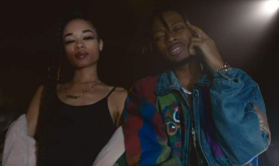 """Bronx's Lachaleur Is Fly and Flashy in Debut Video, """"Knee Hi"""""""