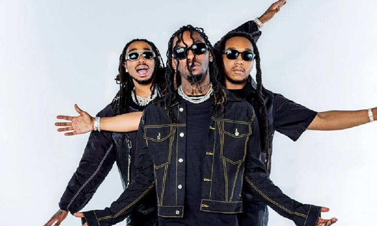 Migos – 'Give No Fxk' Feat. Young Thug & Travis Scott